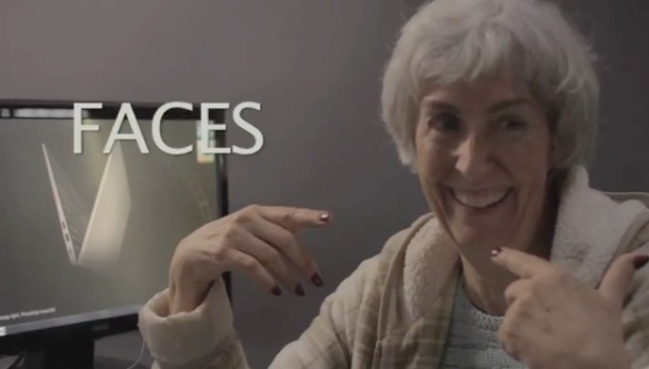 Faces: Documentary (Trailer)