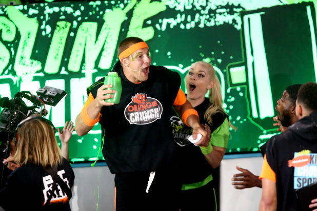 Gronk-Lindsey-Vonn-Nickelodeon-KCSA