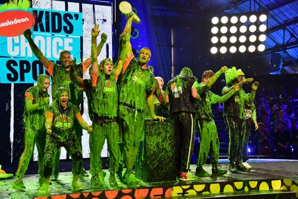 Nickelodeon Kids' Choice Sports 2019 - Roaming Show